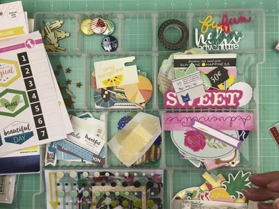 Page Kit Prep: Getting Kit Ready & Starting Page Kits -Video #4