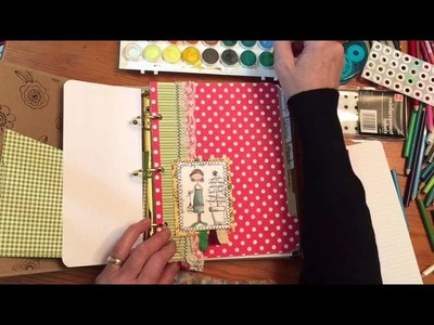 The ADORNit Art Play Planner.