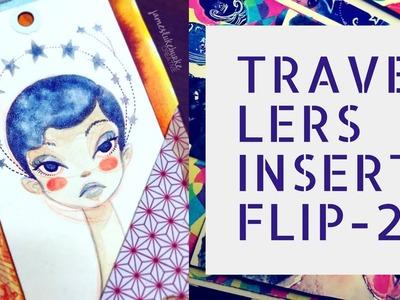 Travelers Notebook Insert FLIP [2]