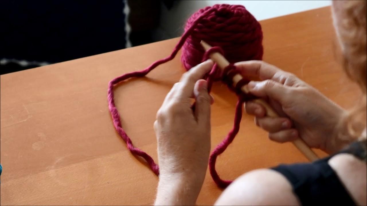 Backwards loop cast on - Kari's Kits   simple gorgeous knitting