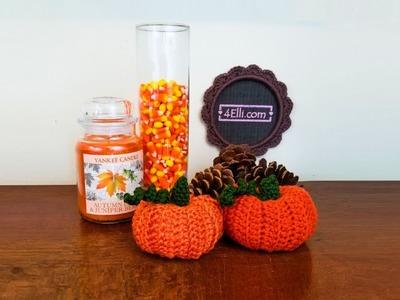 Crochet Halloween Pumpkins (EN)