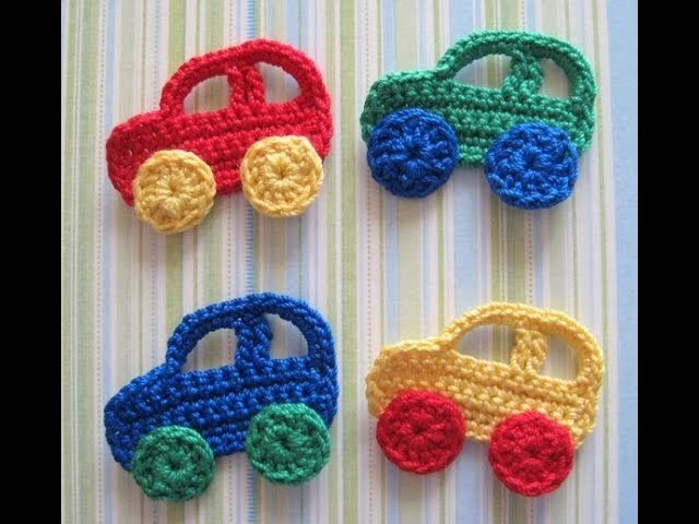 Crochet kids room home decor ideas
