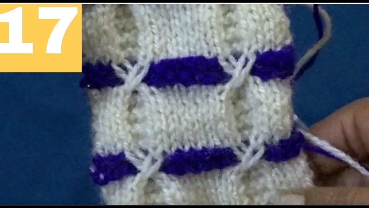 0e9c669ad Double Colour Sweater Design Bunai
