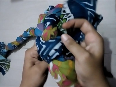 How to Decorate with old || unusual Dupatta. . .