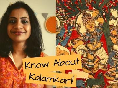 How To Identify Original Kalamkari   Arpitharai