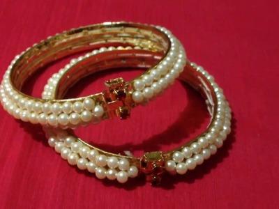 How to make beads bangles making | tode making