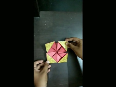 Fold money origami flower folding instructions with dollar bills how to make glittery napkin fold card for scrapbook step by mightylinksfo