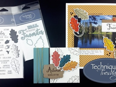 How To Use Layering Stamps - Tips & Techniques Video - Technique Tuesday