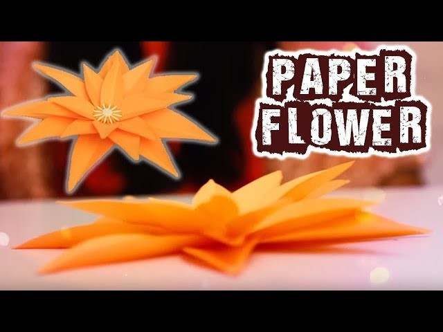 Learn how to make paper flowers diy paper crafts for children home learn how to make paper flowers diy paper crafts for children home decoration ideas cool kids mightylinksfo