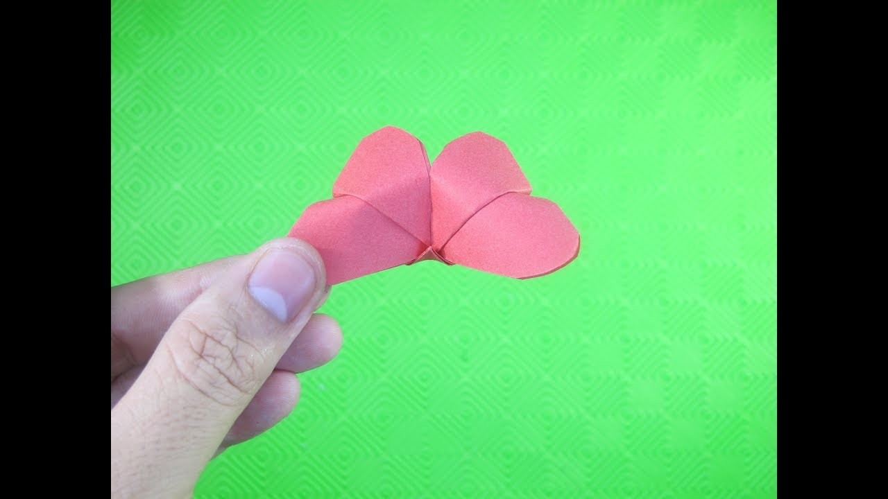 ORIGAMI BUTTERFLY How To Make Origami Butterfly 3d Easy Step By