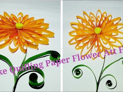 Quilling quilling paper flower how to make qulling paper flower quilling paper flower how to make qulling paper flower mightylinksfo