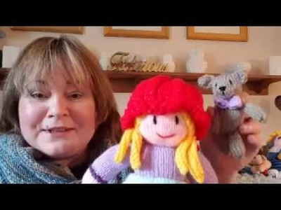 The Wee SEW n Sew Knitting Podcast - Episode 3