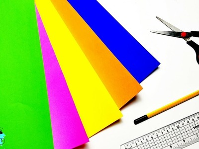 4 Amazing paper cutting ideas   how to make simple and easy paper cutting design