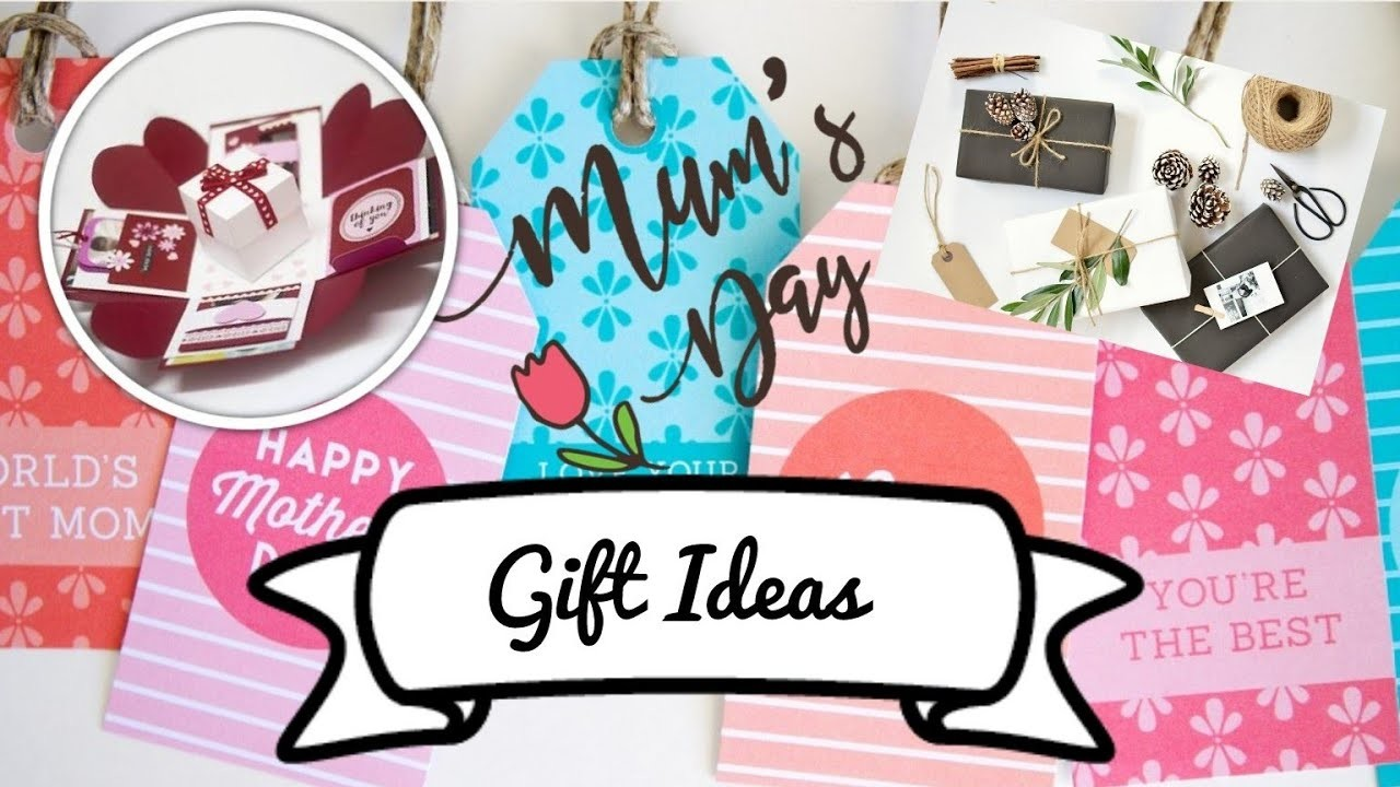 DIY MOTHER'S DAY GIFTS IDEAS 2018|PINTEREST|TUMBLR|EASY DIY IDEAS