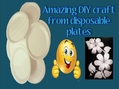 DIY Thermocol plate se banaiyen Amazing Crafts || by New Ideas for New Comer ||