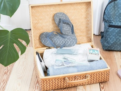 DIY : Tips for packing your suitcase by Søstrene Grene