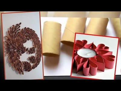 25  DIY Toilet Paper Roll Crafts You Need to See!