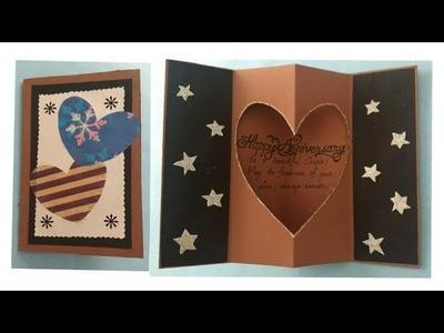 DIY Handmade wedding Anniversary gift : Tutorial