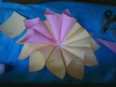 Paper handicraftbig paper flowers diywall decor handicraftbig handicraftbig paper flowers diywall decor mightylinksfo