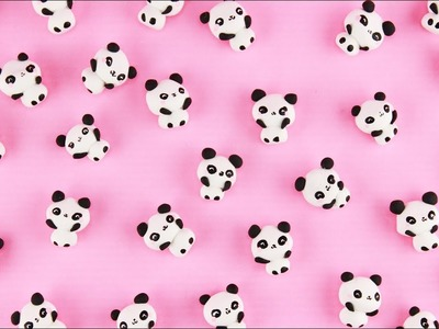 How many CLAY PANDAS can you make in 1 HOUR? - #ClayTimeChallenge