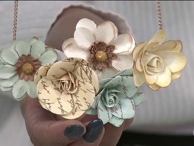 How to DIY gorgeous paper flowers