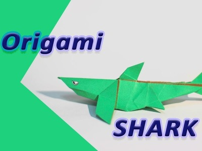 How to fold origami Shark????????????