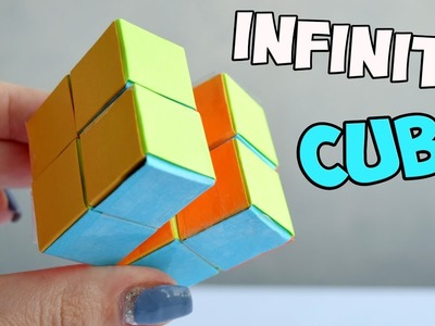 How To Make INFINITY CUBE |  Paper IDEAS
