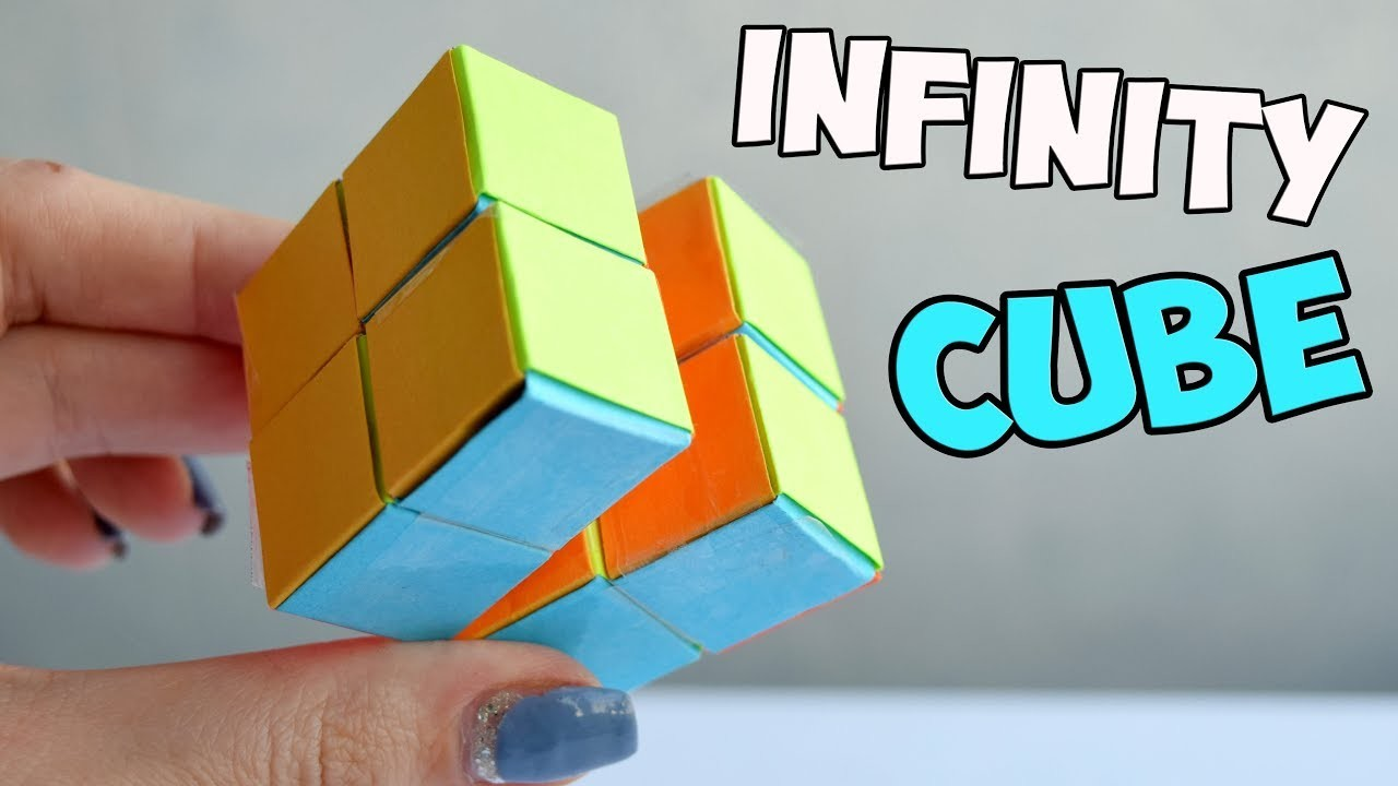 Discussion on this topic: How to Make an Infinity Cube Out , how-to-make-an-infinity-cube-out/