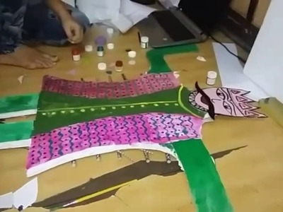How to make ravana at home
