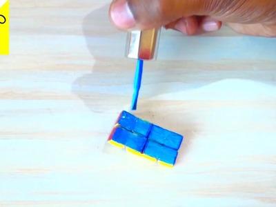 How to make tiny infinity cube 2.0! Upgraded New