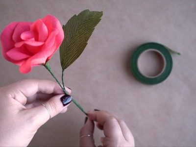 How To Use Floral Tape