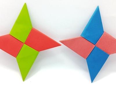 Kids Origami Ninja Star How To Make A Paper Ninja Star Easy