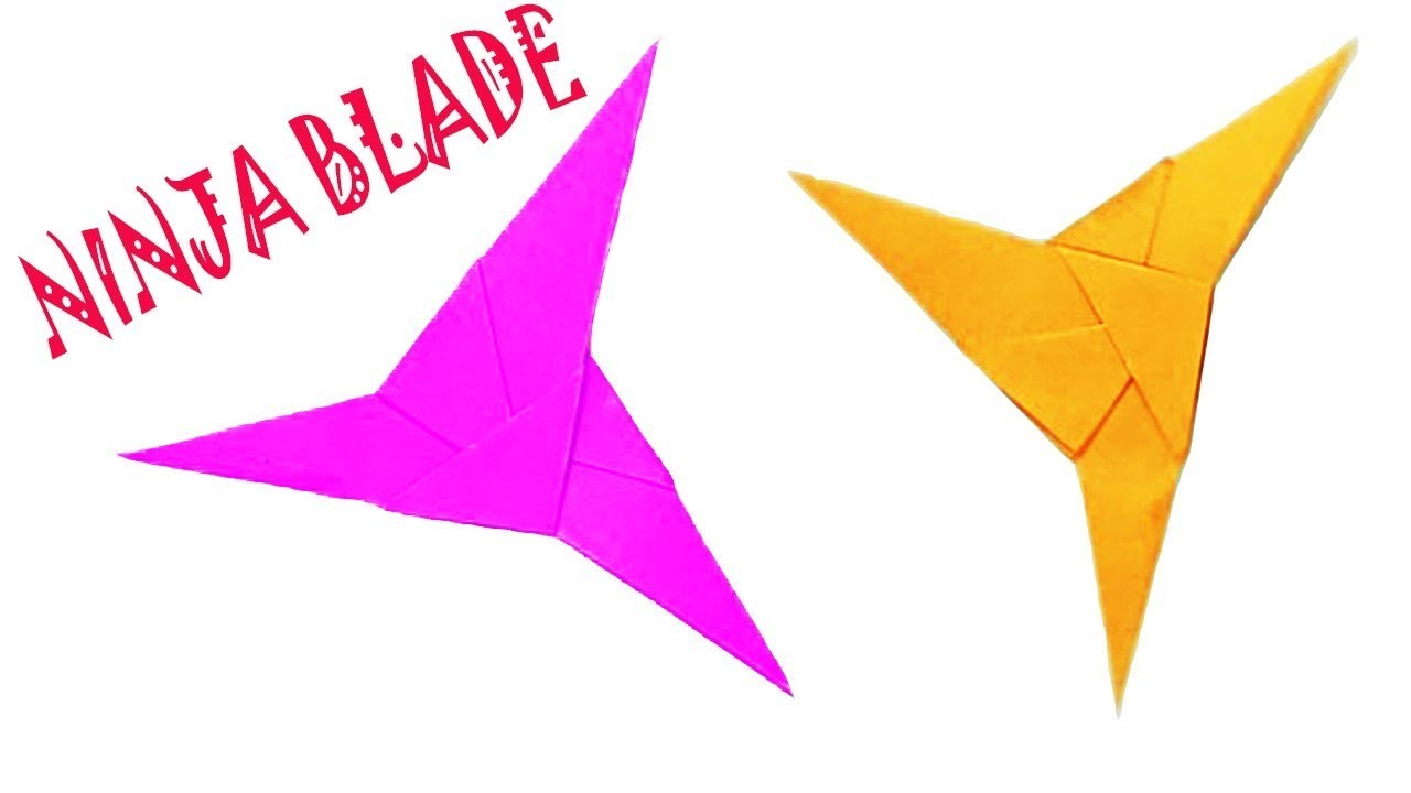 Easy Origami Starfish