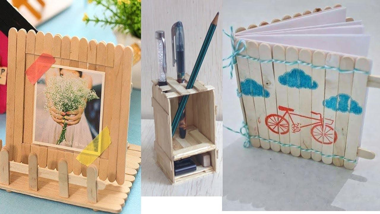 80 Amazing Diy Popsicle Stick Crafts Ideas