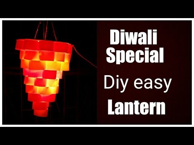 DIY|| Diwali Special Kandil\ Lantern ||Aparna Naik