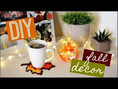 DIY Fall Room Decor!