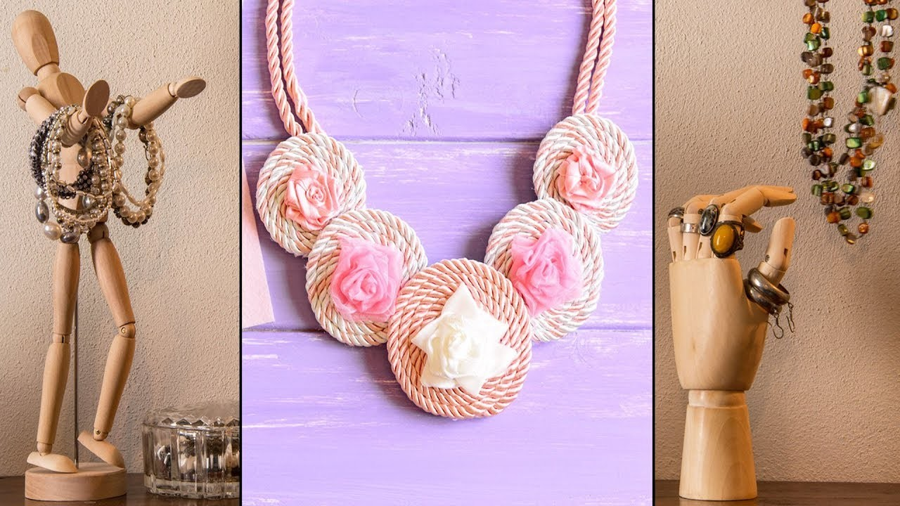 DIY ROOM DECOR! 10 Easy Room Decorating Ideas at Home (DIY Wall Decor, Jewelry, Pillows, etc.)