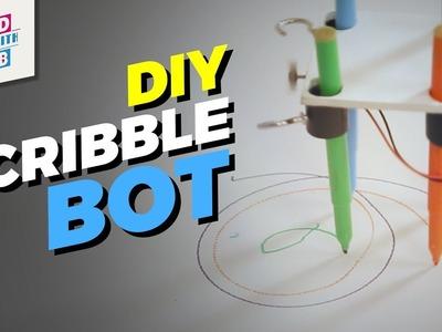 DIY Scribble Bot | MadStuffWithRob