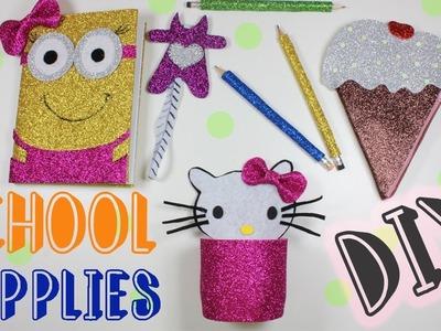 Easy School Supplies | Back To School DIY | Foam Sheet Crafts