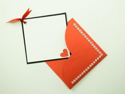Greeting Card with Envelope DIY
