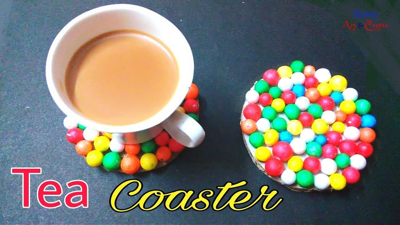 How To Make Coasters