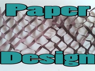 Paper Cutting Designs || DIY Home Decor || Paper Crafts || Paper Cutting Art