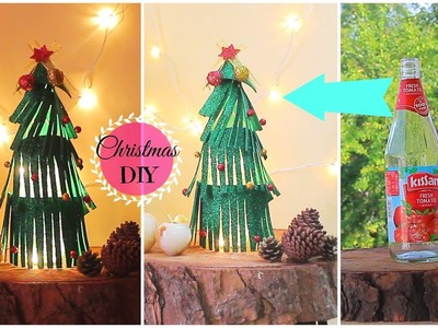 Quick and Easy Christmas decoration ideas using waste materials. DIY Home Decor