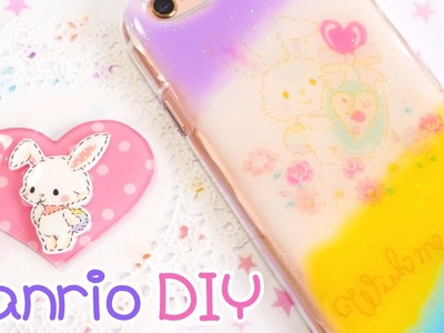 Wish Me Mell DIY iPhone Case and Shrink Plastic Charm