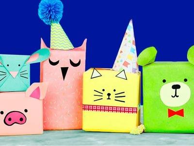 11 DIY Gift Wraping Ideas