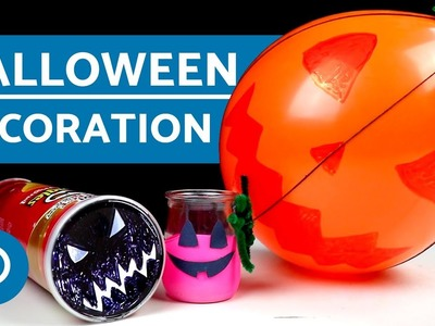3 EASY HALLOWEEN DECORATIONS - DIY Spooky decor