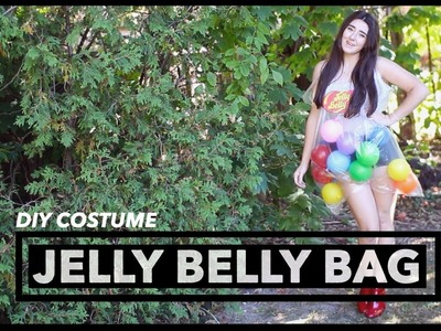 Best DIY Halloween Costume - Jelly Belly