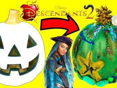 DESCENDANST 2 UMA Inspired HALLOWEEN Pumpkin DIY
