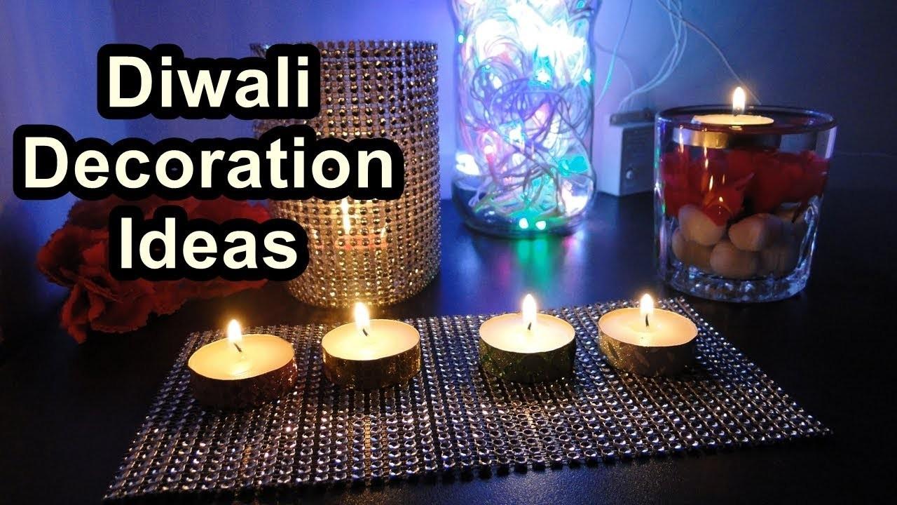 Diwali Decoration Ideas | Diwali DIY