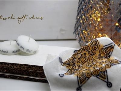 Diwali gifts and decor DIY